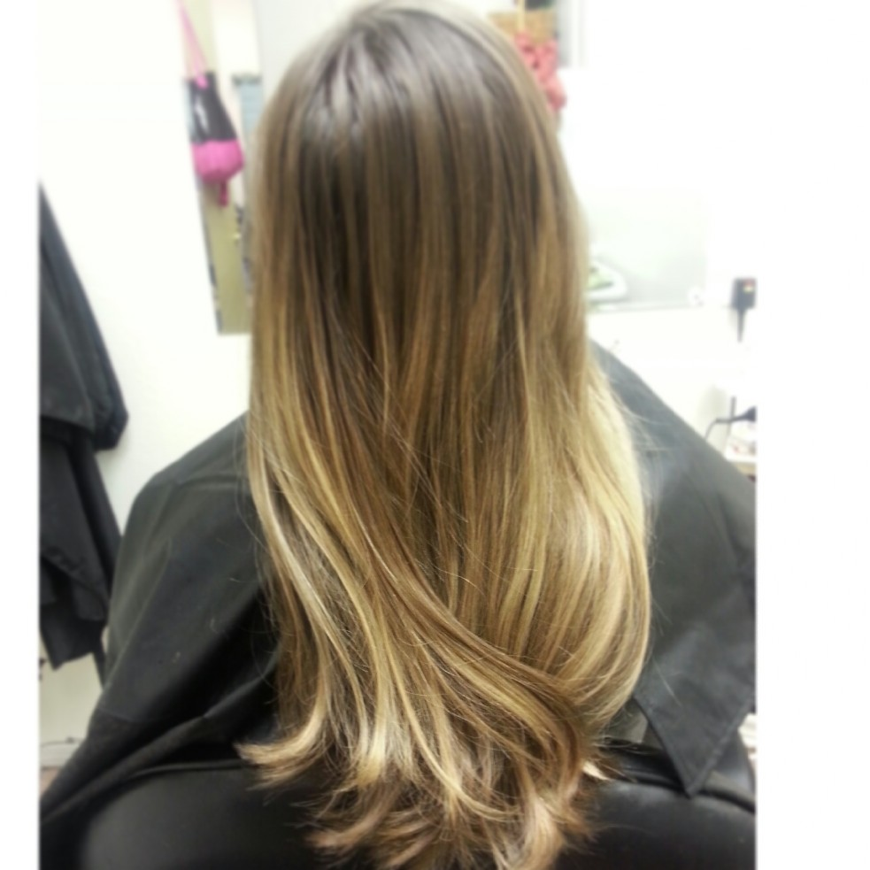 Femme chic beauty ombre love get ready for spring hair subtle ombre with shade that transition smoothly are amazing urmus Images