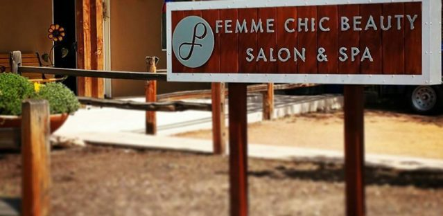A progressive Salon, aimed at revolutionizing the beauty industry in New Mexico.